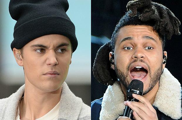 Justin Bieber chyba nie jest zachwycony, że jego była dziewczyna ma nową miłość. A przynajmniej nie podobają mu się jego piosenki.