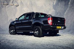 Ford Ranger w limitowanej wersji Black Edition