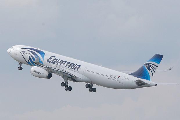 W Morzu Śródziemnym odnaleziono wrak samolotu EgyptAir