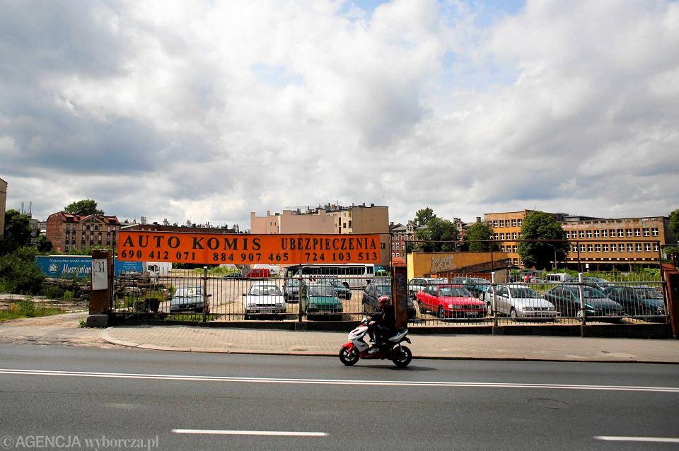 708a60ac31 Katowice nie pozwolą na budowę dyskontów i blaszaków przy ul. Mikołowskiej