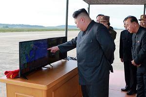 """Co znaczy """"dotard""""? - pytają internauci zaskoczeni angielskim tłumaczeniem mowy Kima"""