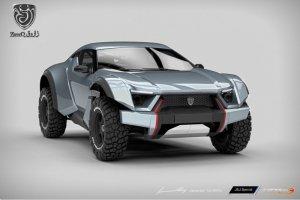 Zarooq Motors Sand Racer | Pustynna wyścigówka