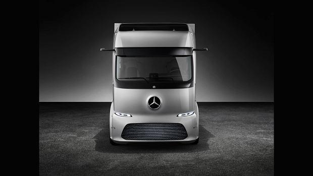 Mercedes Urban eTruck | Elektryczna ciężarówka