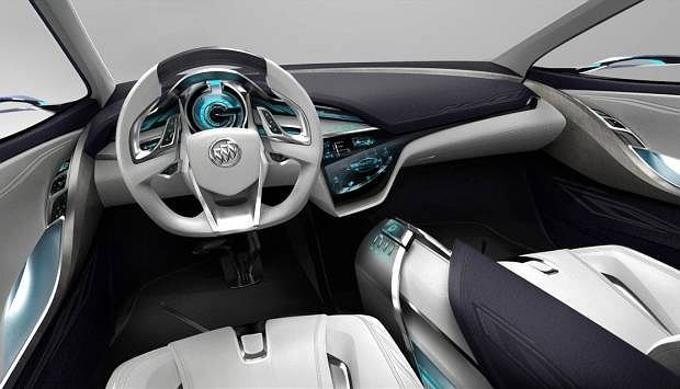 Buick Envision Concept (2011)