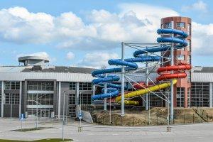 S�upsk przegra� w s�dzie z firm� nadzoruj�c� budow� s�ynnego aquaparku