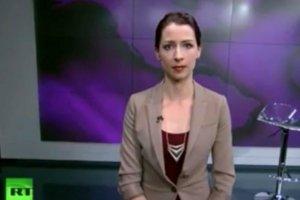 W programie na �ywo popar�a Ukrai�c�w i skrytykowa�a Rosj�. Russia Today chce j� wys�a� na Krym