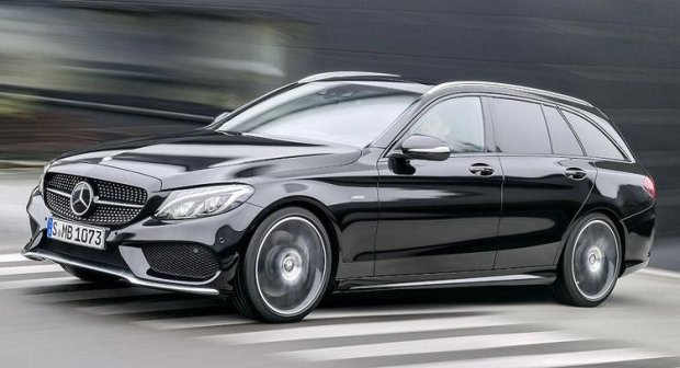Salon Detroit 2015 | Mercedes-Benz C450 AMG Sport | Gdy C63 to za du�o
