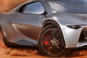 Ramusa HyperSUV | Nowy SUV na rynku?