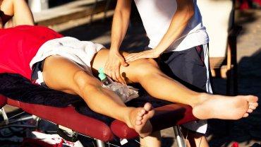 Kontuzje kolana