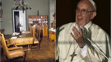 Tu zamieszka� papie� Franciszek. Wn�trza pa�acu? Wyj�tkowo skromne