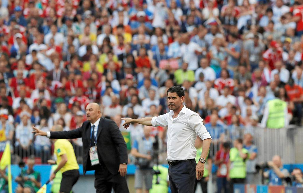 Zdjęcie numer 2 w galerii - Mundial 2018. Fernando Hierro odchodzi z reprezentacji Hiszpanii