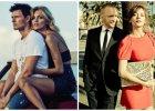 Anja Rubik z mężem w nowej kampanii marki CCC. Wcześniej produkty reklamowali Anna Przybylska i Piotr Adamczyk [LOOKBOOK]