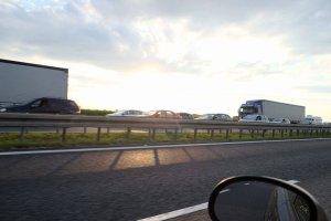Otworzą bramki na A4 podczas Światowych Dni Młodzieży? Tylko jeśli autostrada całkiem się zablokuje