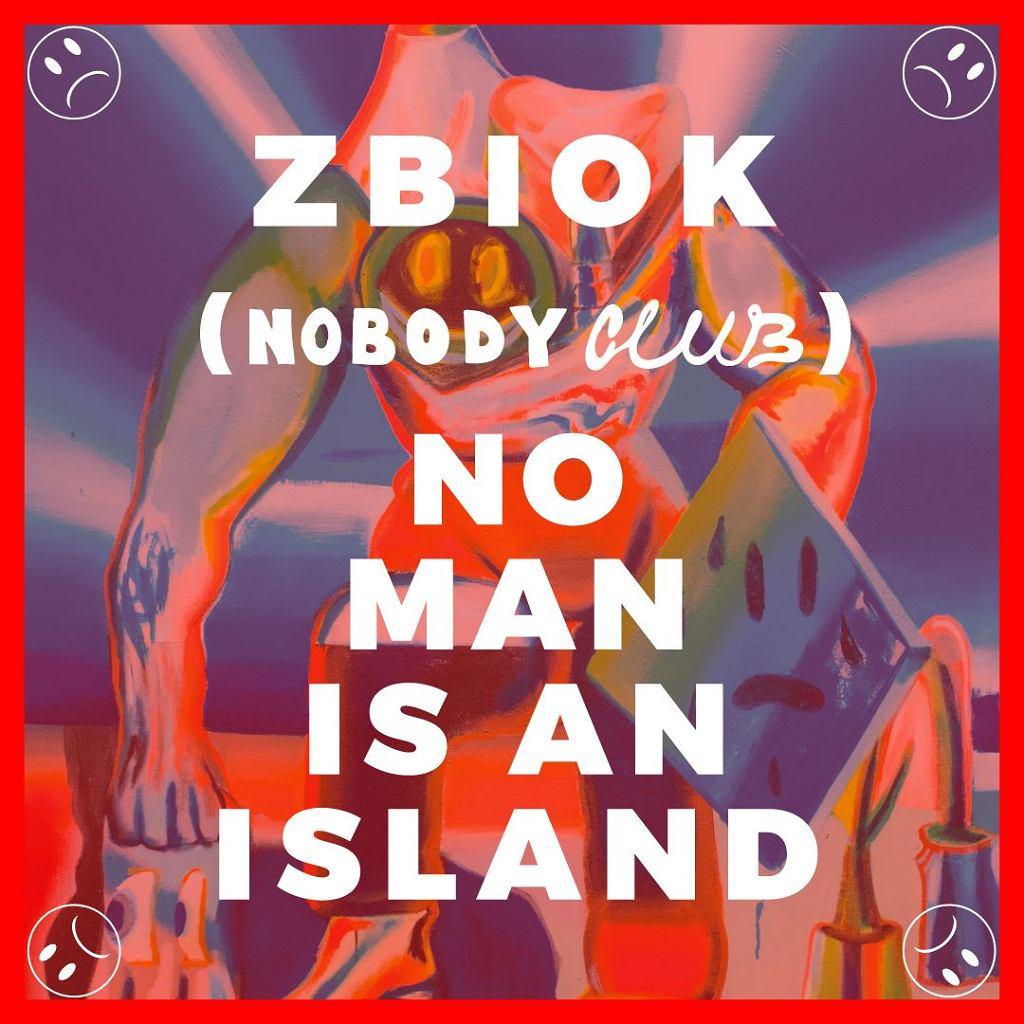 Zbiok. No man is an Island / materiały promocyjne