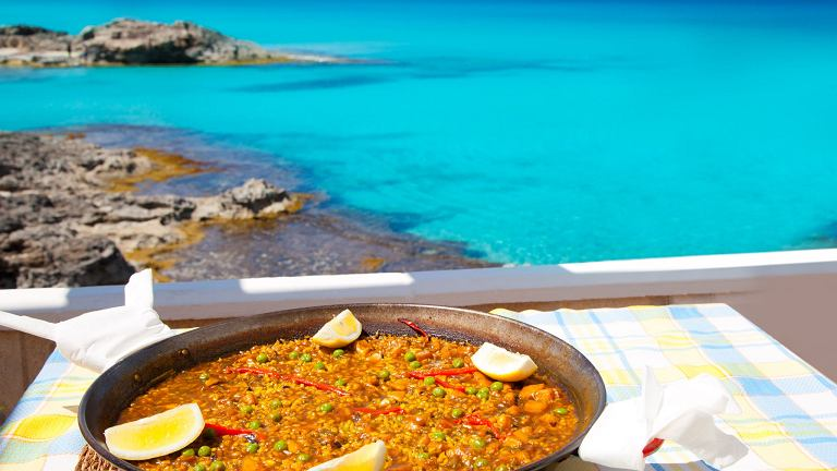 Hiszpańska kuchnia - mniam!