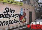 Jeden punkt sprzeda�y alkoholu w Polsce przypada na mniej wi�cej 300 mieszka�c�w. To jest chore [ALKOPOLACY: DANE]