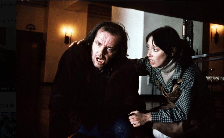 Lśnienie / reż. Stanley Kubrick, prod. Warner Bros.