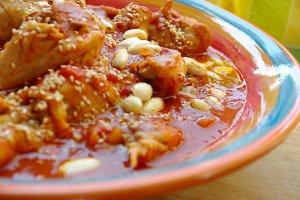 Afrykańska kuchnia Maghrebu na afrykańskie upały
