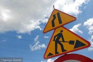 Ulica Powstańców w centrum Katowic do remontu