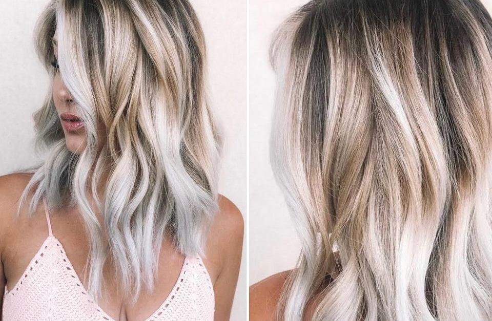 Toasted Coconut Hair Kokosowe Włosy Podbijają Instagram