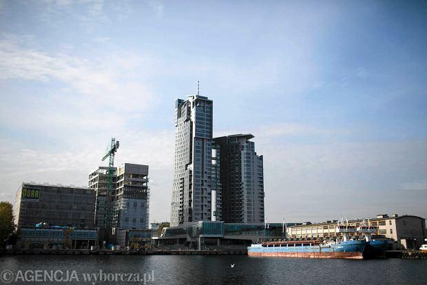 Najwyższe budynki biurowe w polskich miastach