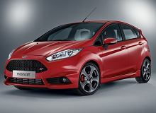 Ford Fiesta ST | Pięcioro drzwi dla Europy