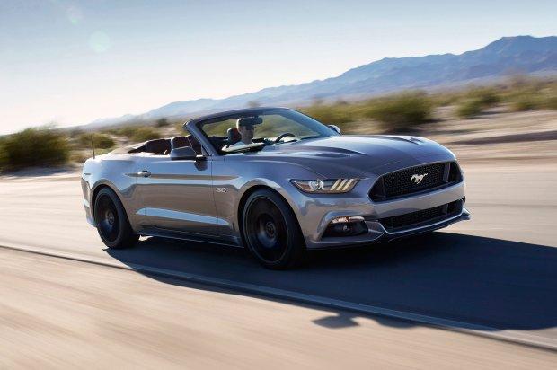Veni, Vidi, Vici, czyli nowy Ford Mustang w Europie