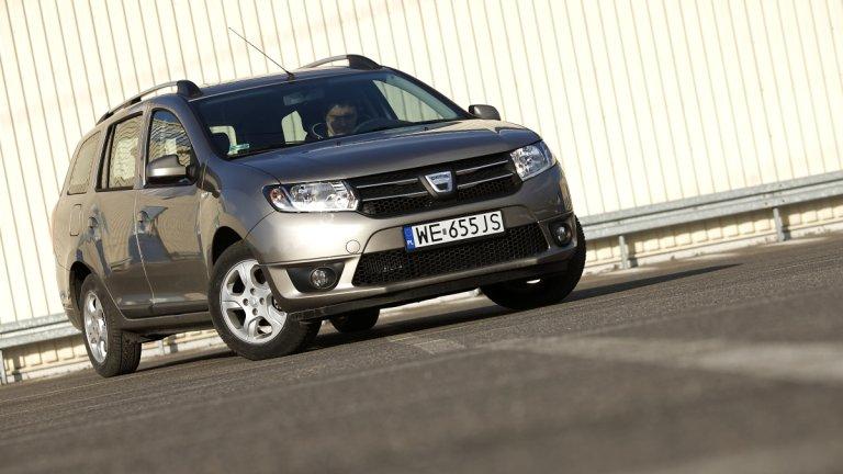 Dacia Logan MCV 1.5 dCi Laureate