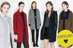 10 najładniejszych płaszczy z Zary