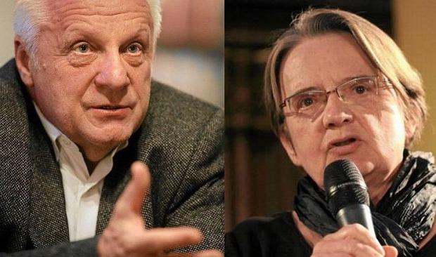 Stefan Niesio�owski, Agnieszka Holland
