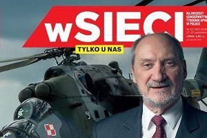"""Macierewicz zapowiada polskie śmigłowce. """"wSieci"""" podchwyciło pomysł, ale wyszło jak zwykle"""