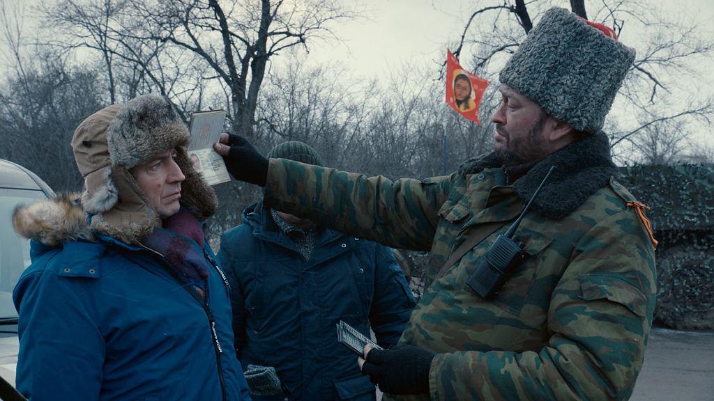 Kadr z filmu 'Donbas' Siergieja Łoźnicy / Materiały prasowe