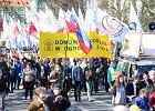 Marsz �wi�to�ci �ycia w Warszawie. Demonstrowa�o ok. 800 os�b