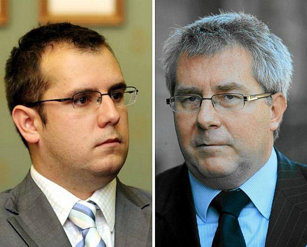 Przemysław Czarnecki i Ryszard Czarnecki