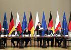 Kanclerz Merkel sfrustrowana Rosją