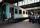 Wagony dla Intercity wyremontowane w Poznaniu
