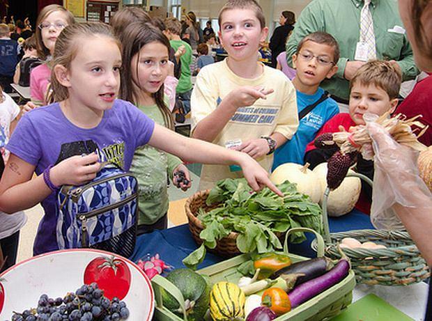 Zdrowe odżywianie: dziecinnie proste?