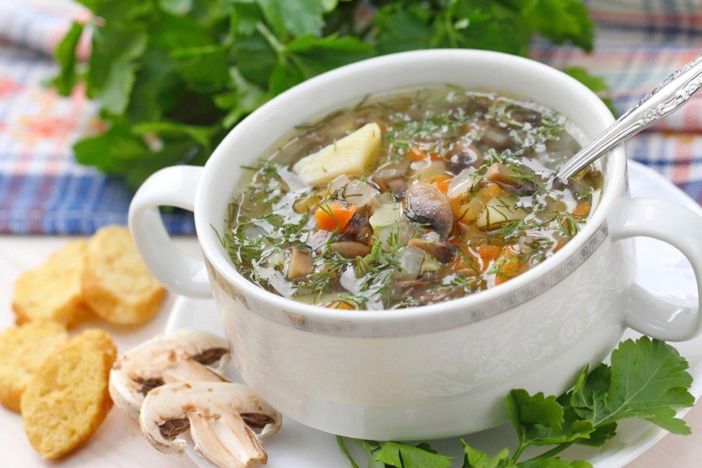 Szybka zupa