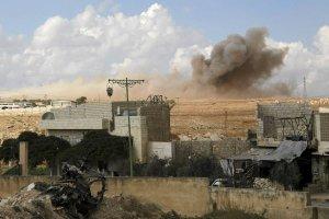 Ostrzelana ambasada Rosji w Damaszku. Nie wiadomo, kto dokona� ataku