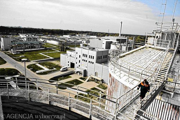 Oczyszczalnia Czajka po modernizacji przyjmuje już 85 proc. ścieków komunalnych z Warszawy