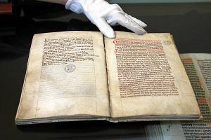 Ksi�ga Henrykowska zosta�a wpisana na List� Pami�� �wiata UNESCO. Zawiera najstarsze zdanie zapisane w j�zyku polskim