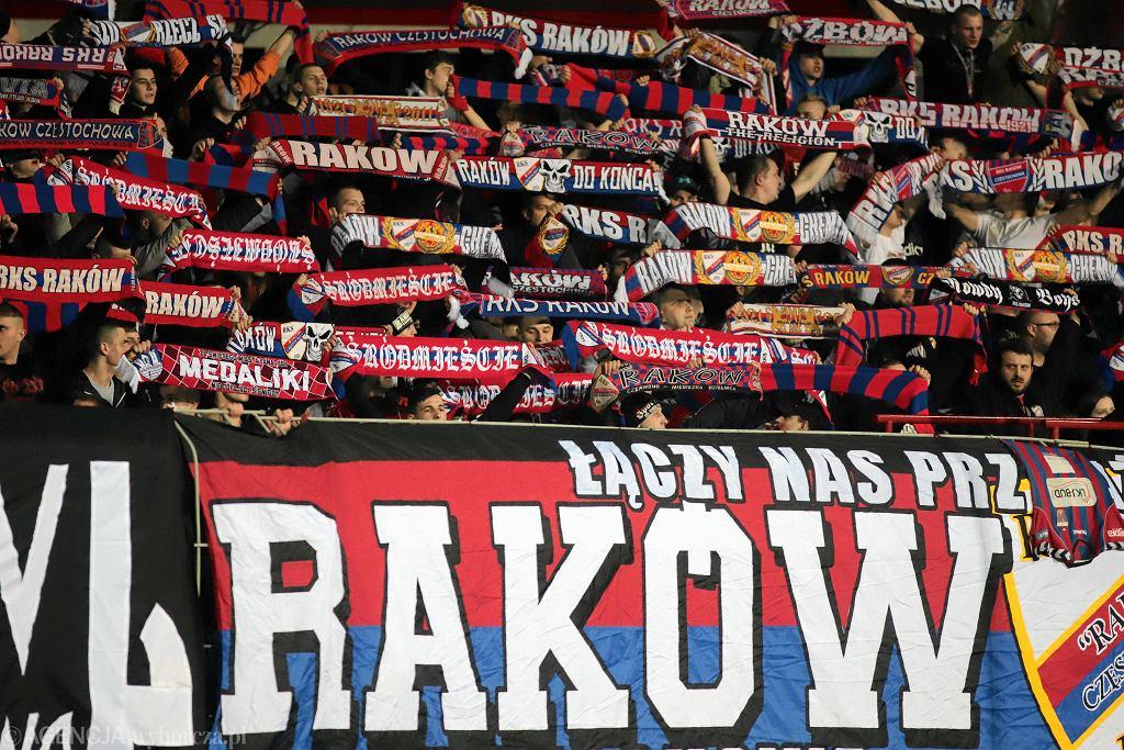 4 kwietnia 2018 r. Raków Częstochowa - Odra Opole (0:0)