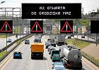 Gdzie jest ta A2? Nie będzie drogowskazów w Warszawie