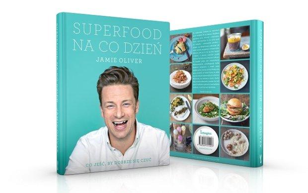Superfood w twojej kuchni - gotuj jak Jamie! [WYNIKI KONKURSU]