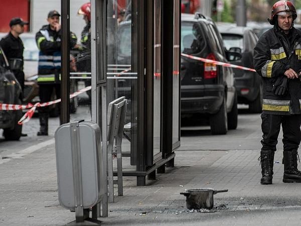 """""""Ta bomba wybuch�a blisko przedszkola c�rki"""". Po zamachu w autobusie Wroc�aw si� boi"""