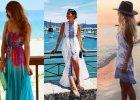 Najmodniejsze sukienki plażowe - przygotuj się na nadejście lata!