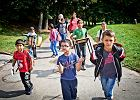 Oby� romskie dzieci uczy�
