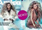 Heidi Klum jak Shakira...? Oto najbardziej kiczowata sesja w karierze modelki [ZDJ�CIA]