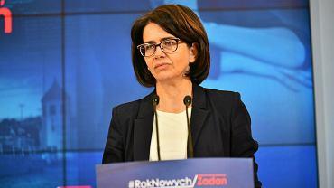 Anna Streżyńska (fot. Franciszek Mazur / Agencja Gazeta)