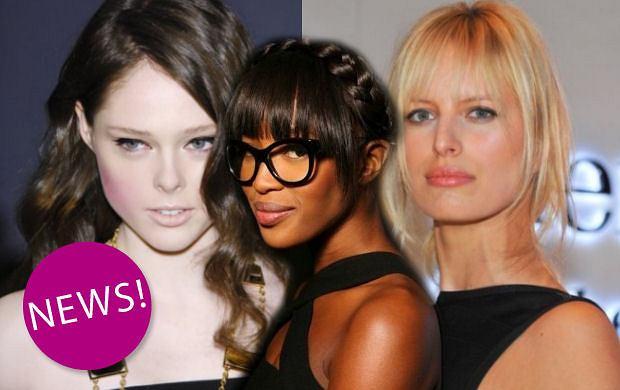 Dowiedz się, co łączy Naomi Campbell, Karolinę Kurkovą i Coco Rocha